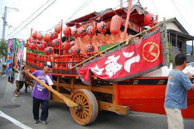 宍喰八幡神社祭り