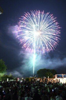 【2020年中止】佐用町南光ひまわり祭り花火大会