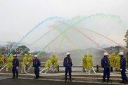 平成31年中津市消防団出初式