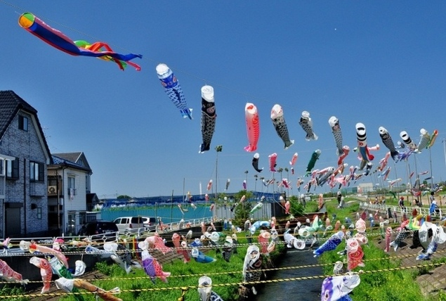 第29回国分川鯉のぼりフェスティバル