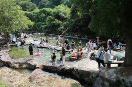 【プール】津民川河川プール