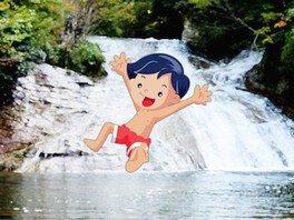 秘境で楽しむ 川あそびキャンプ  〜夏休み 小学生の自然体験〜