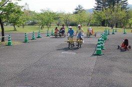 淡路島国営明石海峡公園 おもしろ自転車