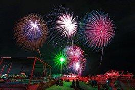【2020年開催なし】第5回恩納村美ら海花火大会