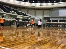総合運動公園 ミックス個サル(5月)