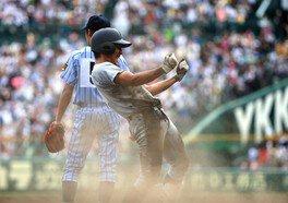 高校野球100回記念展ーパネルやゆかりの品で振り返る「熱闘」の歴史ー