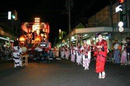 北秋田市民盆踊り大会