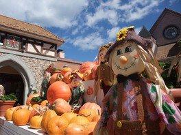 大自然の恵みを楽しむ ハイジの村ハロウィンと収穫祭