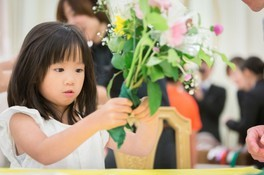 T&Gキッズプロジェクト2019 仕事体験プログラム~アーフェリーク迎賓館(岐阜)~