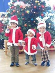 大阪府立大型児童館ビッグバン クリスマスツリー展示