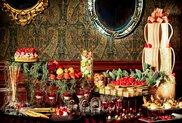 大人のアフタヌーンティーブッフェ「Chocolate&Strawberry」