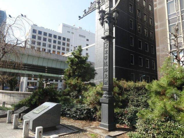 第二次東海道を西へ(日本橋)
