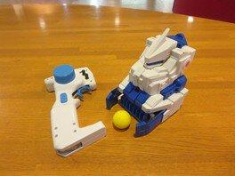 科学教室「ミニロボをつくろう!工作教室」