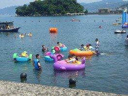 海フェスタ大村湾in松原海水浴場