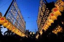 多賀大社 万灯祭