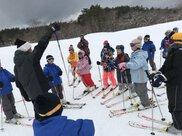 はじめてのスキーキャンプ