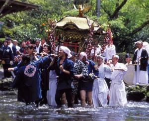 高千穂神社春季大祭