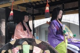 おぎおんさぁ(祇園祭)