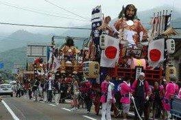 根崎神社例大祭