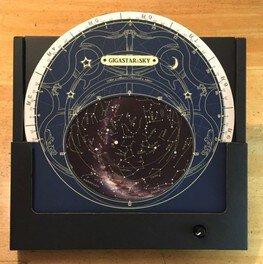 JAXAコズミックカレッジ2019「LEDで光る!星座早見盤をつくろう」