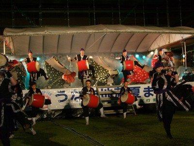 うなま地蔵夏祭り