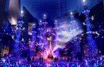 ディズニー映画『アラジン』MovieNEX 発売記念 Caretta Illumination 2019 アラビアンナイト