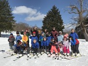 スキーまんきつキャンプ