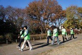 武蔵国分寺公園 はじめてのウォーキング教室