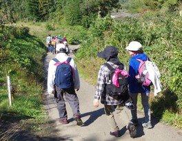 山の辺の道クリーンハイキング桜井コース