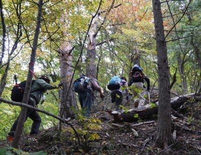 自然観察トレッキング2 倉岳山ふたたび
