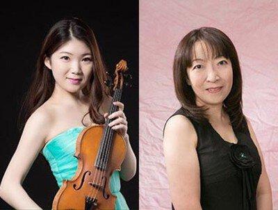 第342回 市民サロンコンサート「ヴァイオリンで奏でる名曲の調べ」
