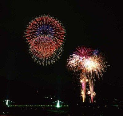 川場まつり・花火大会