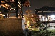 能登川大徳寺 除夜の鐘