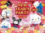 ハーモニーランド ニューイヤーズパーティー2019