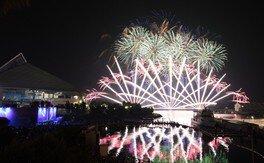 【2020年開催なし】花火シンフォニア