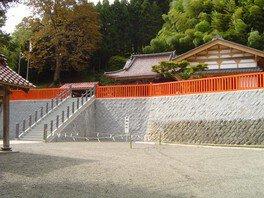 早馬神社初詣