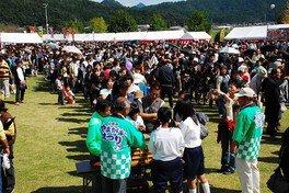 山県市ふるさと栗まつり2018