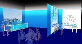 キッザニア東京「水族館飼育員」