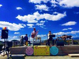 市民イベント・「ならフォーク村」チャリティーコンサート