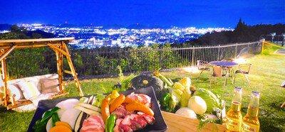 Starlight Garden Garden BBQ