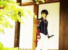 コスサーながわ 第2回「春の日」和田宿撮影会
