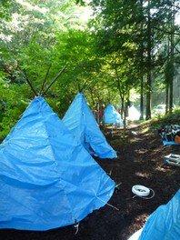 あしがらアドベンチャーキャンプ「ザ・野宿キャンプ」