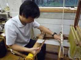 機織り体験・錦織アクセサリー手作り体験ワークショップ