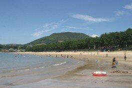 【海水浴】白浜海水浴場