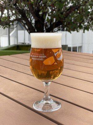 ベルギービールウィークエンド2021 日比谷公園