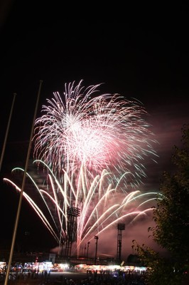2018日光夏の花火