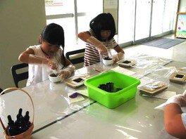 淡路島国営明石海峡公園 お香作り体験