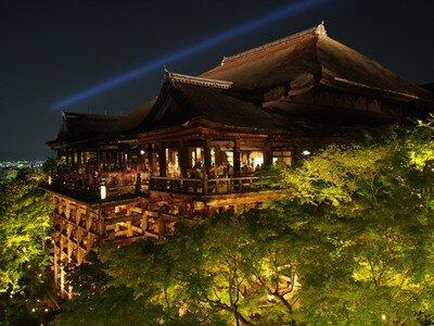 現地講座 清水寺の千日詣り 内々陣特別拝観へ!