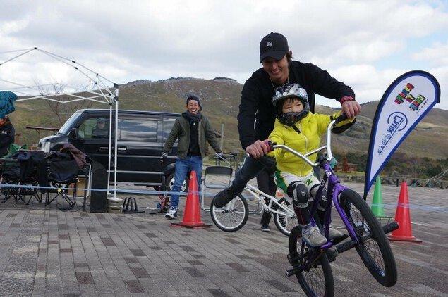 BMX&ランバイク体験教室