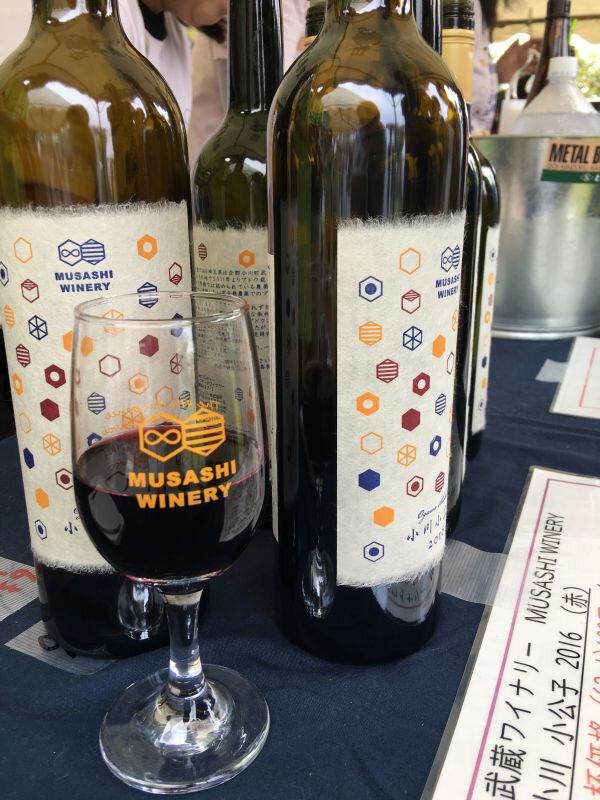 第5回 小川のワイン祭り